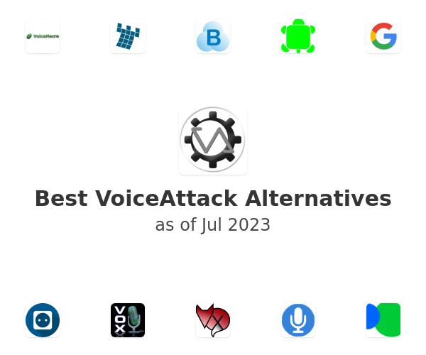 Best VoiceAttack Alternatives