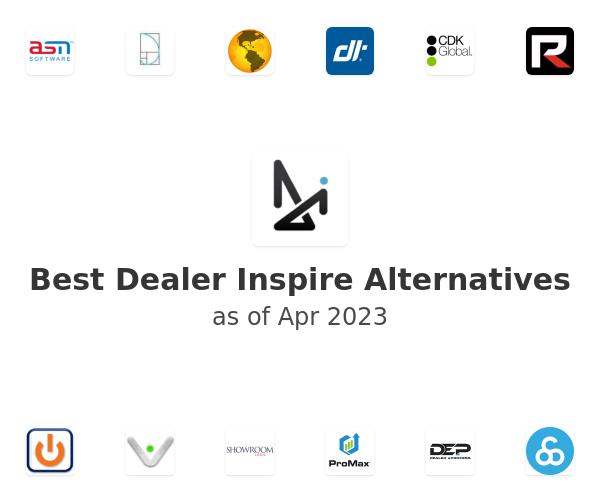 Best Dealer Inspire Alternatives