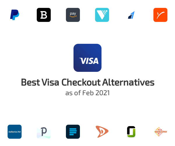 Best Visa Checkout Alternatives