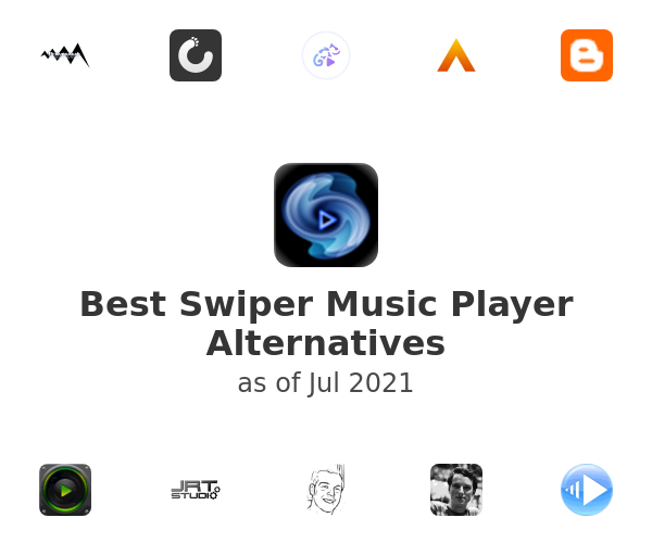 Best Swiper Music Player Alternatives