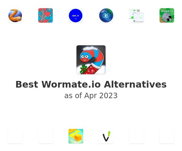 Best Wormate.io Alternatives