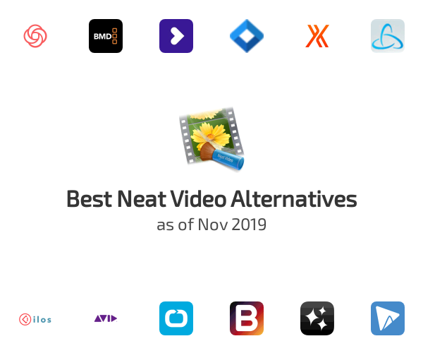 Best Neat Video Alternatives