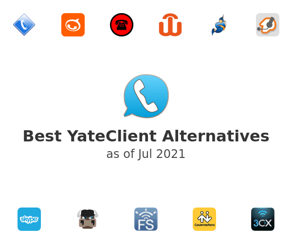 Best YateClient Alternatives