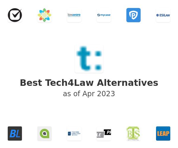 Best Tech4Law Alternatives