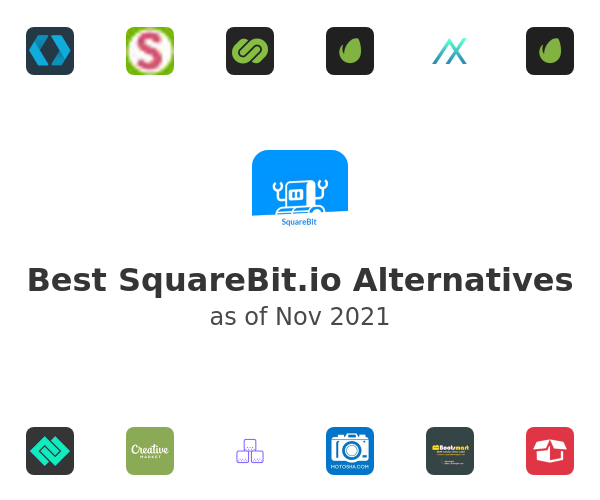 Best SquareBit.io Alternatives