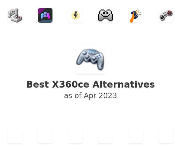 Best X360ce Alternatives
