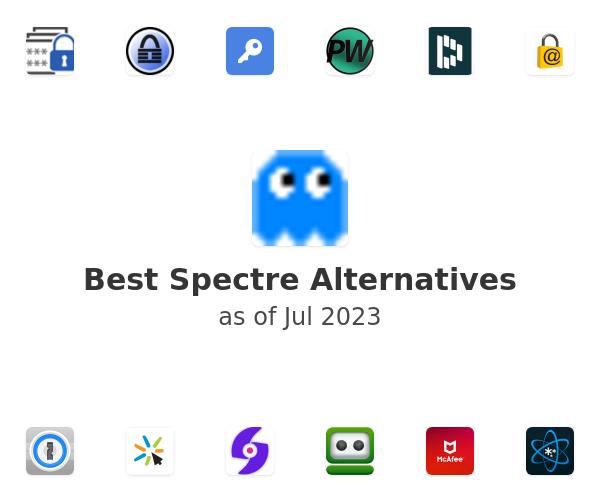 Best Spectre Alternatives