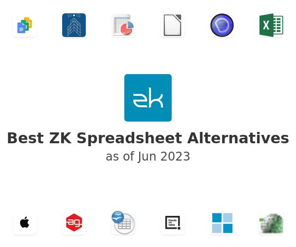Best ZK Spreadsheet Alternatives