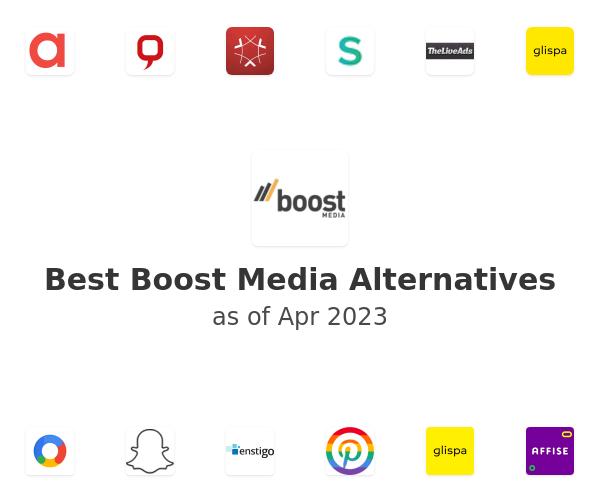 Best Boost Media Alternatives