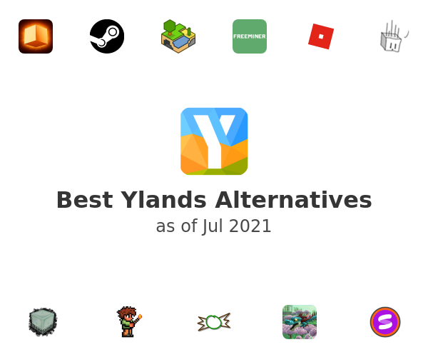 Best Ylands Alternatives