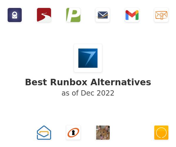 Best Runbox Alternatives