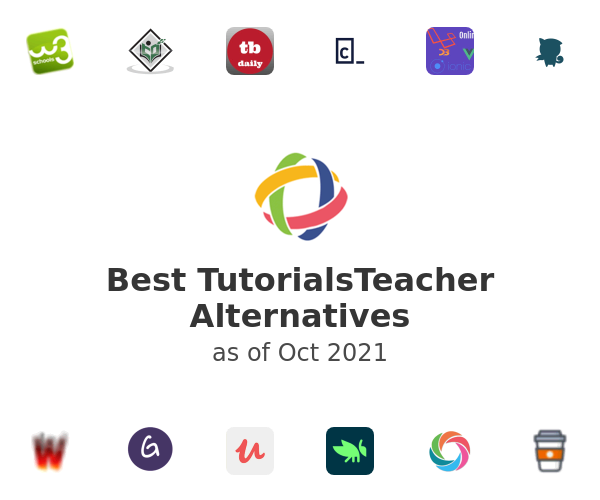 Best TutorialsTeacher Alternatives
