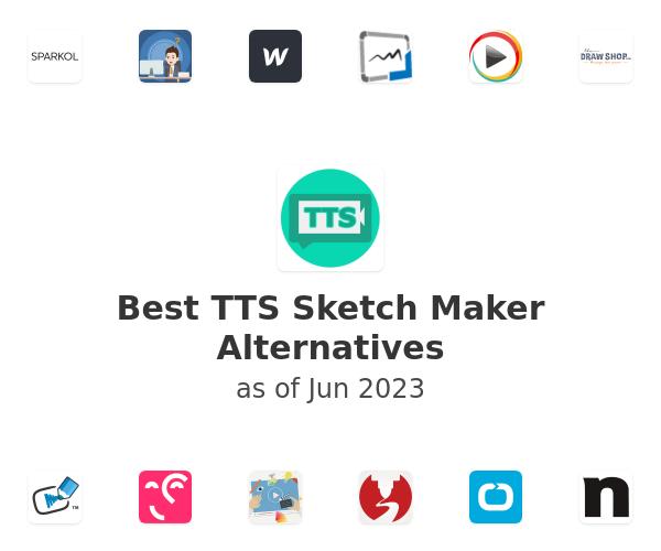 Best TTS Sketch Maker Alternatives