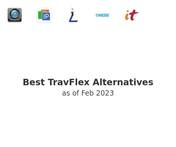 Best TravFlex Alternatives