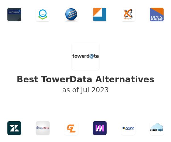 Best TowerData Alternatives