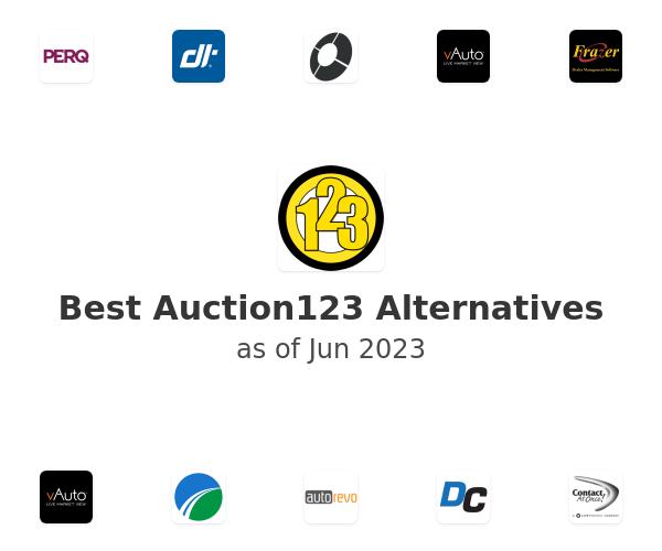 Best Auction123 Alternatives