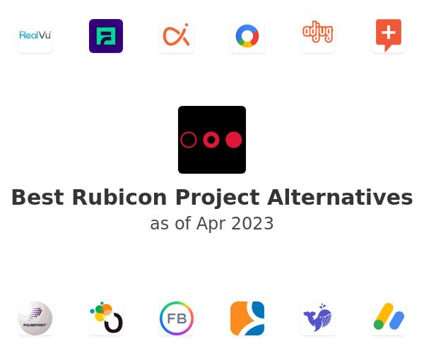 Best Rubicon Project Alternatives
