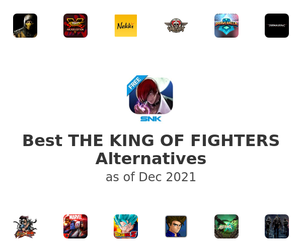 Best THE KING OF FIGHTERS Alternatives