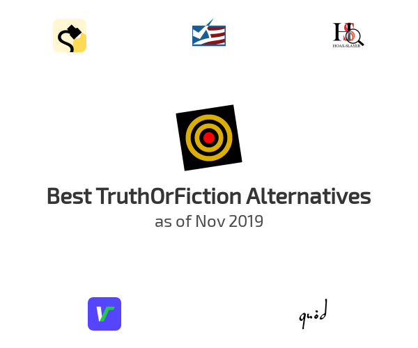 Best TruthOrFiction Alternatives