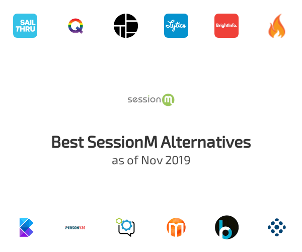 Best SessionM Alternatives