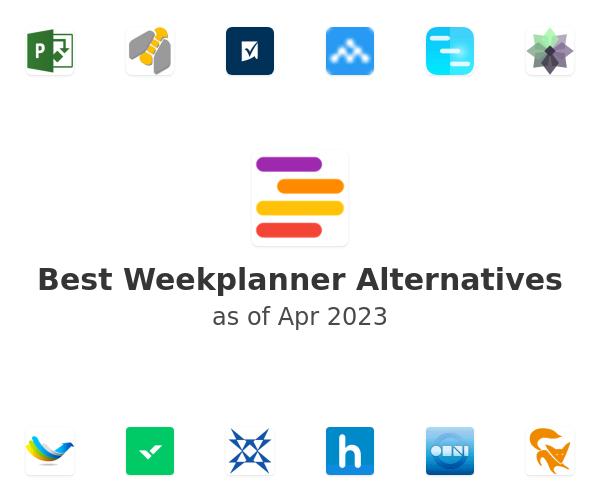 Best Weekplanner Alternatives