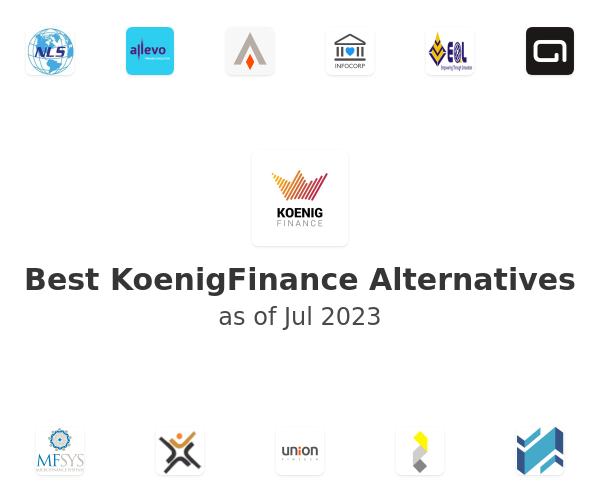 Best KoenigFinance Alternatives