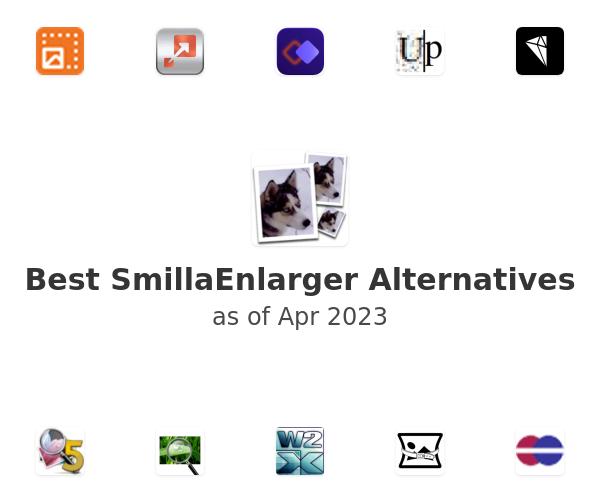 Best SmillaEnlarger Alternatives