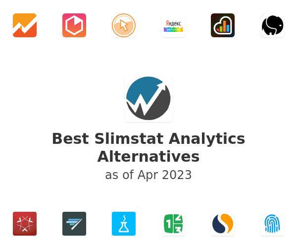 Best Slimstat Analytics Alternatives