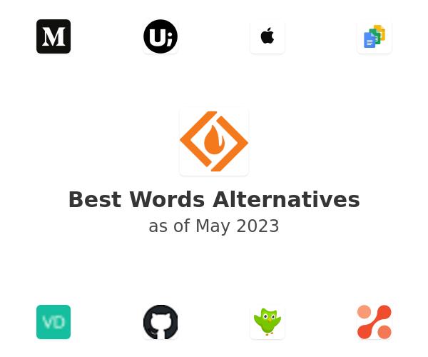 Best Words Alternatives