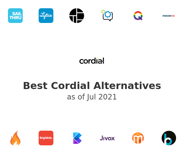 Best Cordial Alternatives