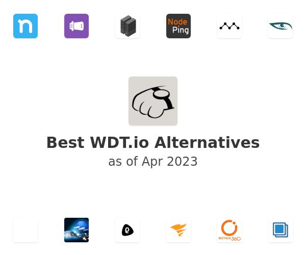 Best WDT.io Alternatives