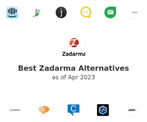 Best Zadarma Alternatives