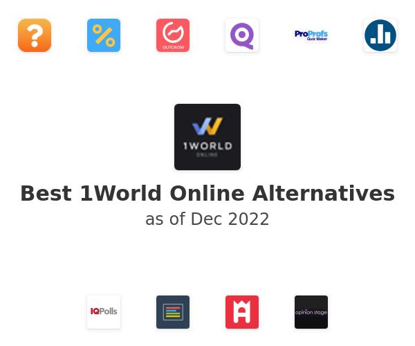 Best 1World Online Alternatives