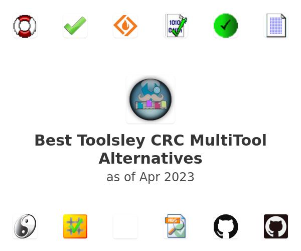 Best Toolsley CRC MultiTool Alternatives
