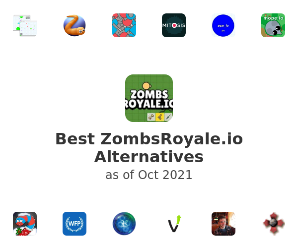 Best ZombsRoyale.io Alternatives