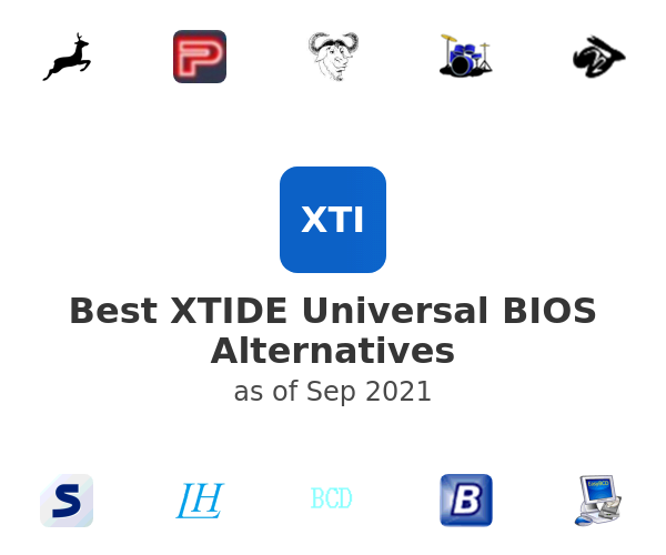 Best XTIDE Universal BIOS Alternatives