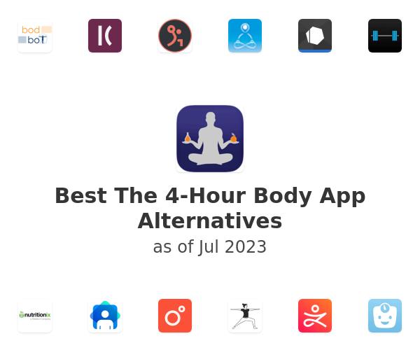 Best The 4-Hour Body App Alternatives