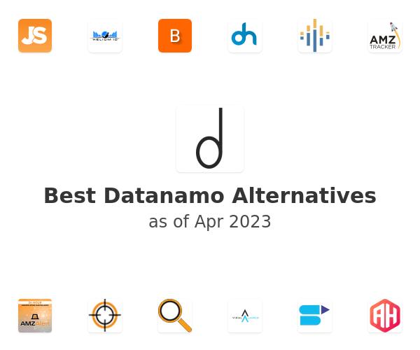 Best Datanamo Alternatives