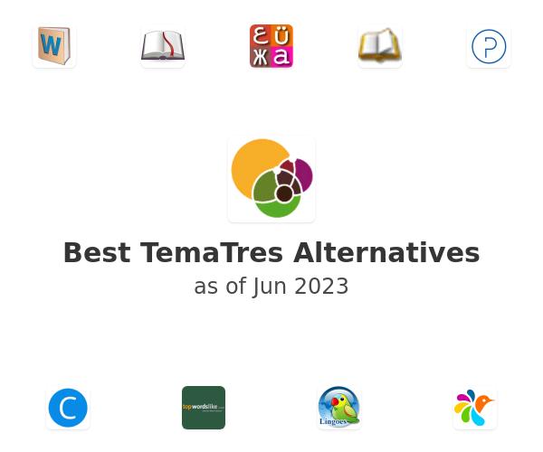 Best TemaTres Alternatives