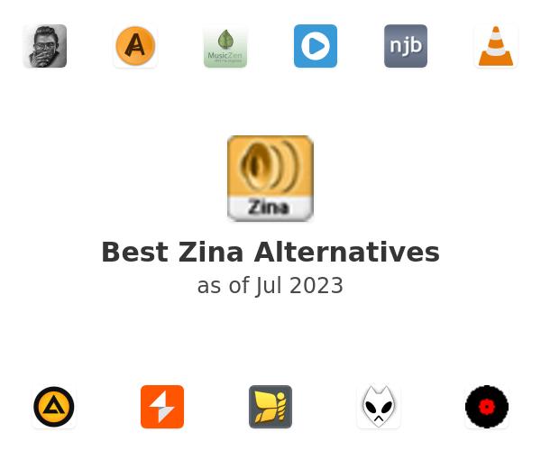 Best Zina Alternatives