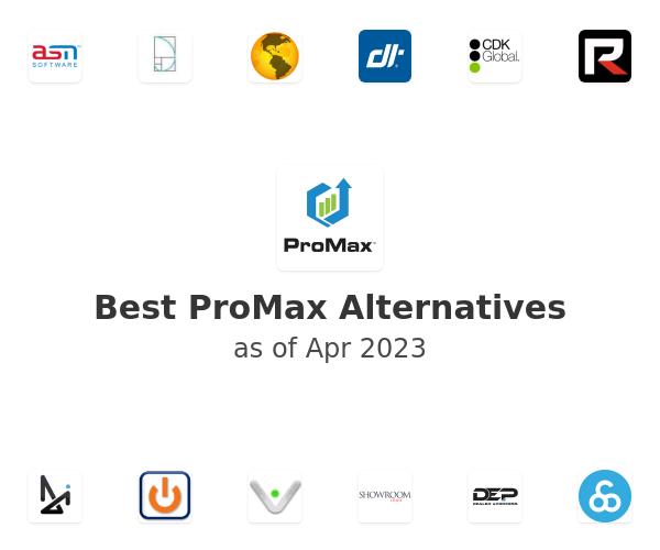 Best ProMax Alternatives