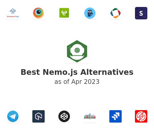 Best Nemo.js Alternatives