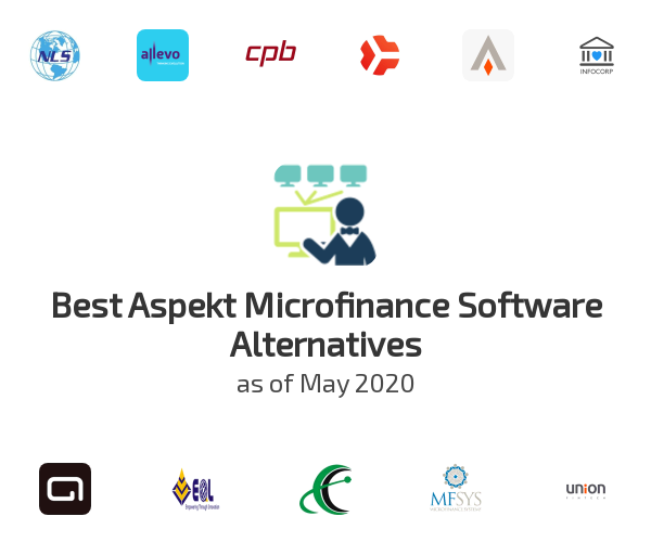 Best Aspekt Microfinance Software Alternatives