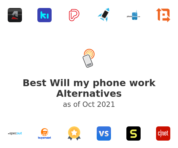 Best Will my phone work Alternatives