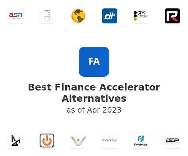 Best Finance Accelerator Alternatives
