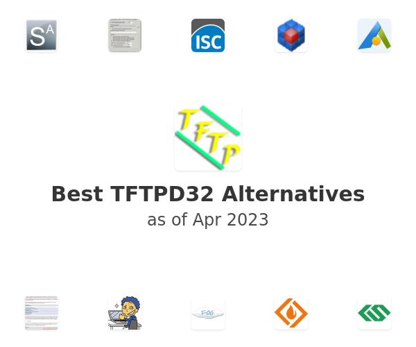 Best TFTPD32 Alternatives