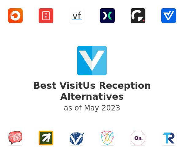 Best VisitUs Reception Alternatives