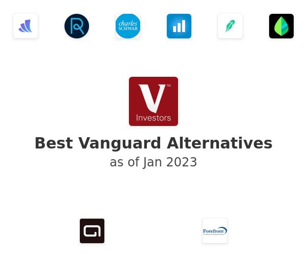 Best Vanguard Alternatives
