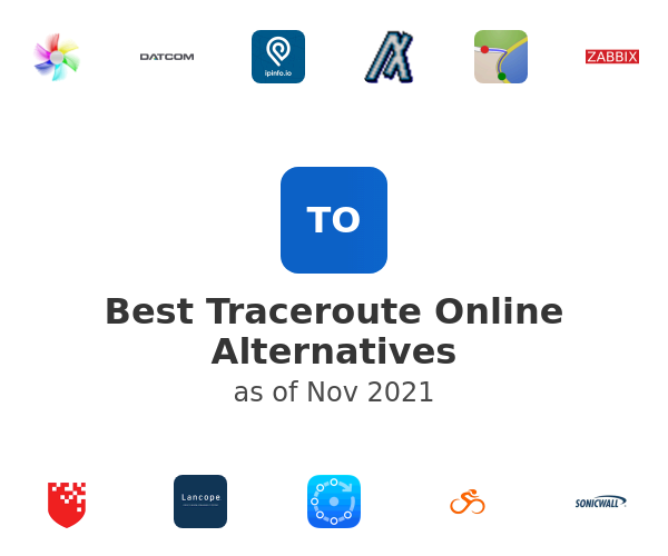 Best Traceroute Online Alternatives