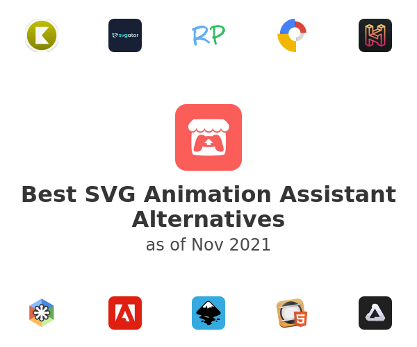 Best SVG Animation Assistant Alternatives